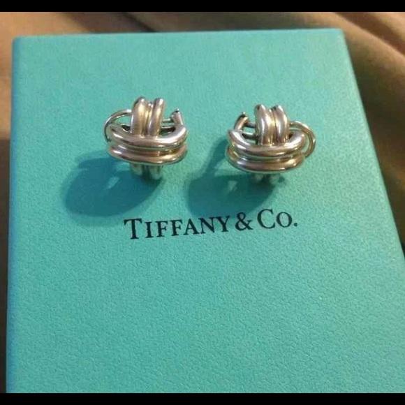 55ec161454c76 Tiffany & Co. clip on earrings
